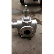 Hydrauliköl-Zahnradpumpe für elektrische Ölpumpenpumpe für landwirtschaftliche Sprühpumpe