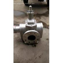 Hydraulic oil gear pump for oil transfer electric pump machine for agricultural spray pump