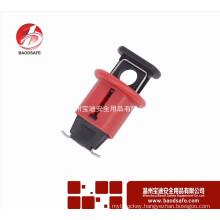 Wenxzhou BAODI Miniature Circuit Breaker Lockout (Pins outward) BDS-D8601Red colour