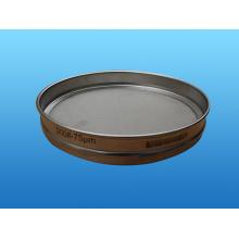 SUS304 Standard Tamis de test de poudre de métal de 300 microns