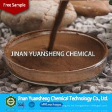 Agente de Dispersión Química de Pesticidas Lignosulfonato de Sodio en Indonesia (ligninsulfonato)