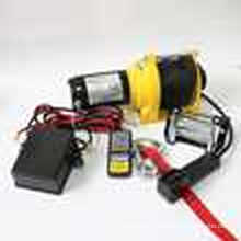 SUV Truck Winch 12000lbs 12VDC CE Approved Power Driven Winch