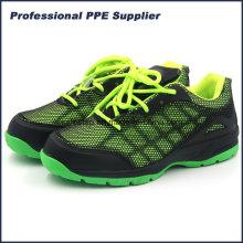 Верхний Модный Дизайн КПУ Промышленных Обуви Безопасности