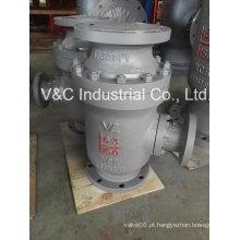 Aço Inoxidável Tipo Vertical Válvula de Recirculação Automática