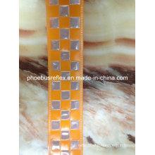 Reflective PVC Microprismatic Tape