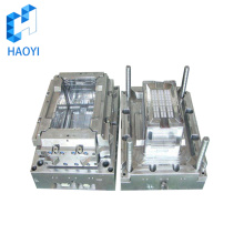 Plastic injection mold products Revolving box mould