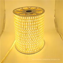 High power 110v 220v dimmable led strip lights, led strip 50m, bendable led strip
