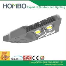 Super bright high lumen mini IP65 led street light with CE RoHS 3 year warranty