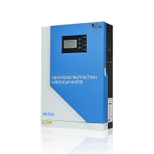 2021 New MPPT solar power hybrid controller inverter