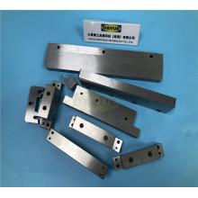 Serviço de retificação de superfície precisa componentes de molde personalizados