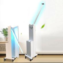 UV-Lichtwagen UV-Sterilisationslampenwagen 180 ° verstellbar