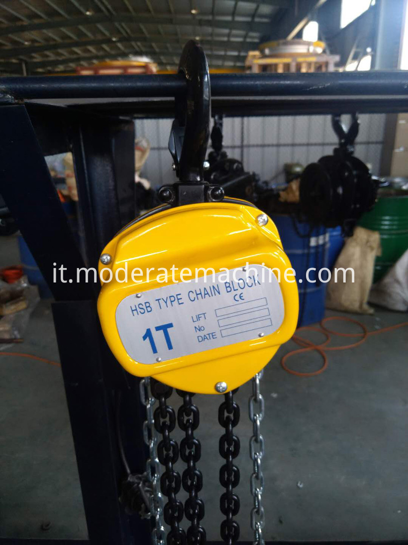 chain hoist product