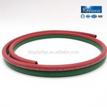 high tensile textile cords welding twin line hose heat resistance