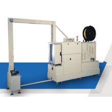 máquina de cintar paletes totalmente automática com vedação lateral