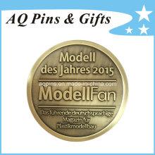 Factory Sale Unique Commemorative Metal Antique Copper Coin (coin-079)