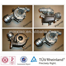 Turbo GT1749V 454231-5007 028145702H Para motor Skoda