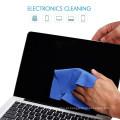 Pano de limpeza de microfibra para limpeza de óculos