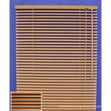 pvc slat window curtain for office made in china