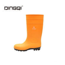Cheap Yellow Pvc Galoshes Jelly Water Garden Shoes
