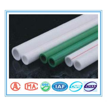 Especificación de la tubería de agua de polipropileno