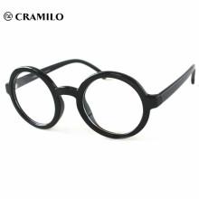 western round eyewear sample eyeglasses frame