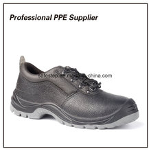Genuine Leather Steel Toe Cheap Work Shoes
