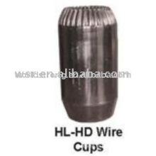 tipo de yacimientos petrolíferos de alta calidad HL-HD alambre tazas