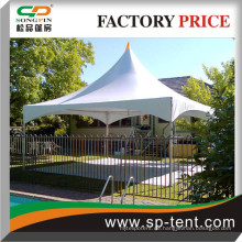 Easy Up weiß 5x5m Canopy Großhandel in Aluminium oder Stahlrahmen