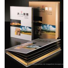 Hardcover Buch Offsetdruck Dienstleistungen