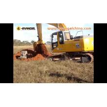 90Ton гусеничный экскаватор XE900C с хорошим ценой для продажи