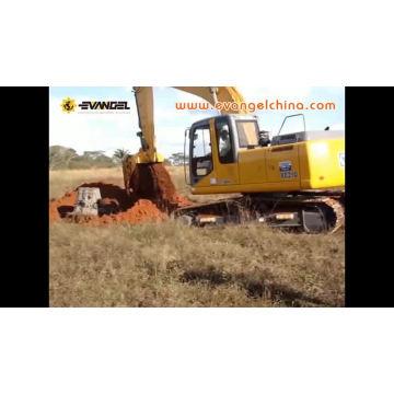 90Ton crawler excavator XE900C with good price FOR SALE
