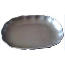 Melamine Mat Finished Plate/Melamine Dinnerware (IW1717)