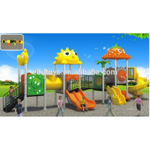 EB10200 High Quality Entertainment Facilities Plastic Playground Toys For Kids