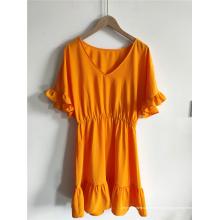 Vestido de praia novo estilo para mulheres