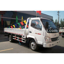 Caminhão pequeno do caminhão do carga 2000kg para o transporte curto da distância com LHD / Rhd