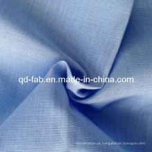 100% algodão tecido de fios sólidos tingidos (QF13-0761)