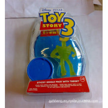 Manufacturer OEM Printed Plastic Box for toys (PET box)