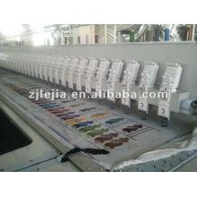 LJ-445 Flat High Speed Embroidery Machine