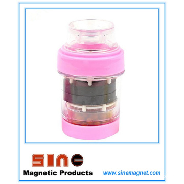 Purificador con piedra médica / filtro de agua potable magnetizado