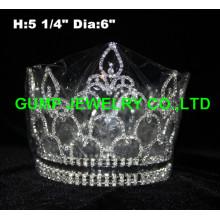 round tiara