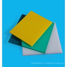 Hojas de acrílico del plexiglás usadas para el acrílico decorativo