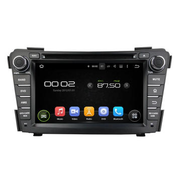 HYUNDAI I40 CAR STEREO PLAYER