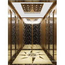 Luxurious Passenger Elevator Approved by Coc