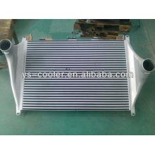 Intercooler de placa de aluminio
