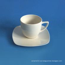 Juego de taza de café de porcelana (10CD13189)