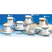 Чашки и блюдца (HJ007)