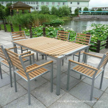 Patio Garden Outdoor Plywood Furniture