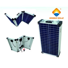 60-180W portátil de 3 paneles solares plegables