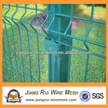colors pvc coated wire mesh fencing(China manufacturer)