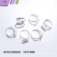 Minimalist Round Copper Metal Ring